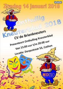 Onthulling Kneuterblad